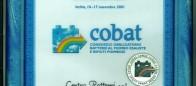 Primo convegno nazionale raccoglitori COBAT